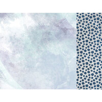 Kaisercraft - Amethyst Collection - 12 x 12 Double Sided Paper - Crystal