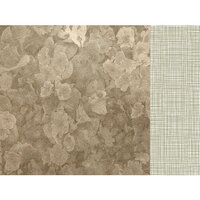 Kaisercraft - Fallen Leaves Collection - 12 x 12 Double Sided Paper - Crisp Air