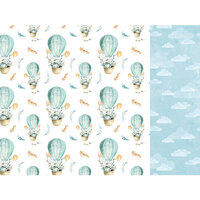 Kaisercraft - Little Treasures Collection - 12 x 12 Double Sided Paper - Dreamland