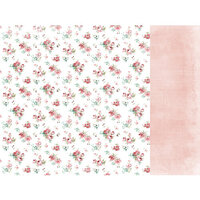 Kaisercraft - Little Treasures Collection - 12 x 12 Double Sided Paper - Sweetheart