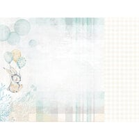 Kaisercraft - Little Treasures Collection - 12 x 12 Double Sided Paper - Sweet Dreams