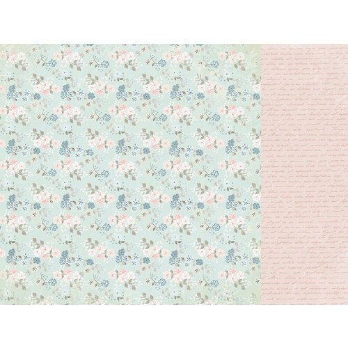 Kaisercraft - Flower Shoppe Collection - 12 x 12 Double Sided Paper - Afternoon