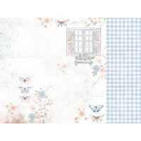 Kaisercraft - Flower Shoppe Collection - 12 x 12 Double Sided Paper - Sunroom