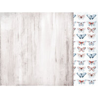 Kaisercraft - Flower Shoppe Collection - 12 x 12 Double Sided Paper - Glass House