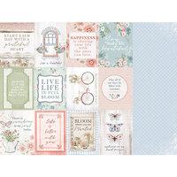 Kaisercraft - Flower Shoppe Collection - 12 x 12 Double Sided Paper - Arrangement