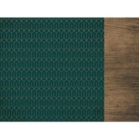 Kaisercraft - Emerald Eve Collection - 12 x 12 Double Sided Paper - Rejoice