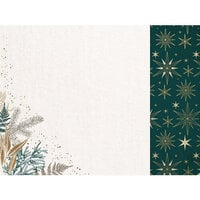 Kaisercraft - Emerald Eve Collection - 12 x 12 Double Sided Paper - Mistletoe Magic