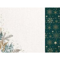 Kaisercraft - Emerald Eve Collection - Christmas - 12 x 12 Double Sided Paper - Mistletoe Magic