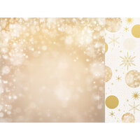 Kaisercraft - Emerald Eve Collection - 12 x 12 Double Sided Paper - Star Bright