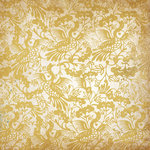 Kaisercraft - Lush Collection - 12 x 12 Double Sided Paper - Maple