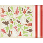 Kaisercraft - Be Merry Collection - Christmas - 12 x 12 Double Sided Paper - Joy