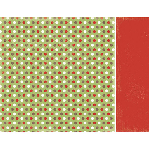 Kaisercraft - Be Merry Collection - Christmas - 12 x 12 Double Sided Paper - Cheer