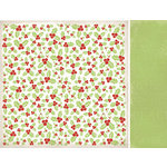 Kaisercraft - Be Merry Collection - Christmas - 12 x 12 Double Sided Paper - Happy