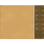 Kaisercraft - Homemade Collection - 12 x 12 Double Sided Paper - Rustic Recipe