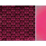 Kaisercraft - Love Notes Collection - Valentine - 12 x 12 Double Sided Paper - Adore
