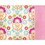 Kaisercraft - Bubblegum Hills Collection - 12 x 12 Double Sided Paper - Tropical Twist