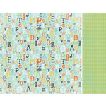Kaisercraft - Party Animals Collection - 12 x 12 Double Sided Paper - Jive