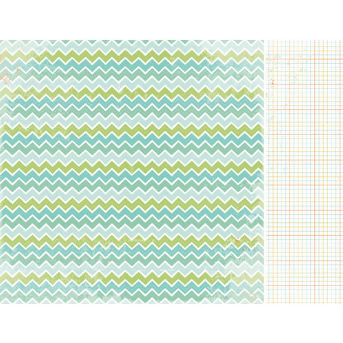 Kaisercraft - Party Animals Collection - 12 x 12 Double Sided Paper - Woo-hoo