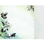 Kaisercraft - Chapter One Collection - 12 x 12 Double Sided Paper - Motivate