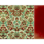 Kaisercraft - Velvet Ensemble Collection - 12 x 12 Double Sided Paper - Matinee