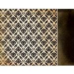 Kaisercraft - Velvet Ensemble Collection - 12 x 12 Double Sided Paper - Costume