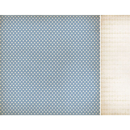 Kaisercraft - Little Toot Collection - 12 x 12 Double Sided Paper - Putt