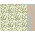 Kaisercraft - Blae and Ivy Collection - 12 x 12 Double Sided Paper - Mystic Cove
