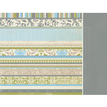 Kaisercraft - Blae and Ivy Collection - 12 x 12 Double Sided Paper - Sky
