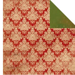 Kaisercraft - December 25th Collection - Christmas - 12 x 12 Double Sided Paper - Faith