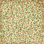 Kaisercraft - December 25th Collection - Christmas - 12 x 12 Double Sided Paper - Festive