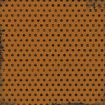 Kaisercraft - 13th Hour Collection - Halloween - 12 x 12 Double Sided Paper - Evening
