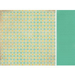 Kaisercraft - Madame Boutique Collection - 12 x 12 Double Sided Paper - Bodice