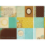 Kaisercraft - Madame Boutique Collection - 12 x 12 Double Sided Paper - Bloomers