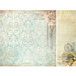Kaisercraft - Sweet Nothings Collection - 12 x 12 Double Sided Paper - Cupids Arrow