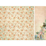 Kaisercraft - Sweet Nothings Collection - 12 x 12 Double Sided Paper - Silver Lining