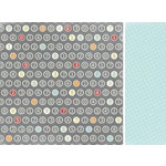 Kaisercraft - On the Move Collection - 12 x 12 Double Sided Paper - Propel