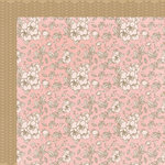 Kaisercraft - Lil' Primrose Collection - 12 x 12 Double Sided Paper - Proper