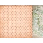 Kaisercraft - These Days Collection - 12 x 12 Double Sided Paper - Family
