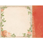 Kaisercraft - These Days Collection - 12 x 12 Double Sided Paper - Tradition