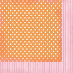 Kaisercraft - Tigerlilly Collection - 12 x 12 Double Sided Paper - Blush
