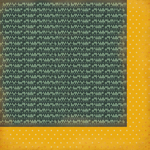 Kaisercraft - Technologic Collection - 12 x 12 Double Sided Paper - Barcode
