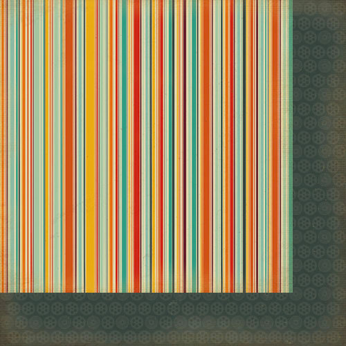 Kaisercraft - Technologic Collection - 12 x 12 Double Sided Paper - Reboot