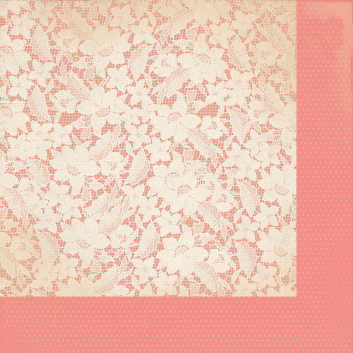 Kaisercraft - Charlottes Dream Collection - 12 x 12 Double Sided Paper - Vision