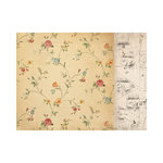 Kaisercraft - Timeless Collection - 12 x 12 Double Sided Paper - Floral