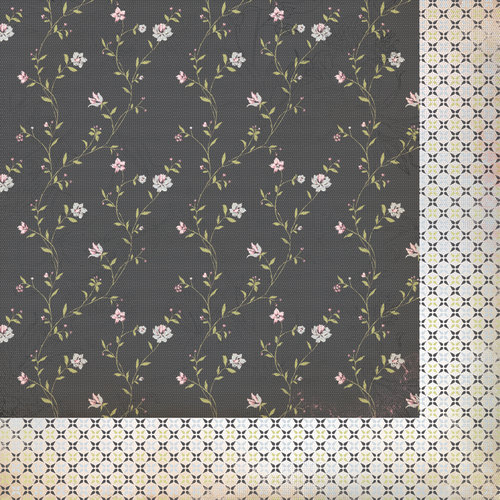 Kaisercraft - The Lakehouse Collection - 12 x 12 Double Sided Paper - Getaway