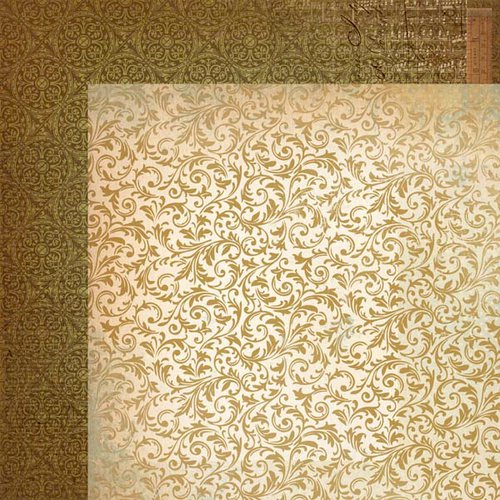 Kaisercraft - Turtle Dove Collection - Christmas - 12 x 12 Double Sided Paper - Geese