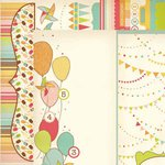 Kaisercraft - Save the Date Collection - 12 x 12 Double Sided Paper - Cheers