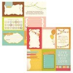 Kaisercraft - Save the Date Collection - 12 x 12 Double Sided Paper - Bang