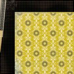 Kaisercraft - Pickled Pear Collection - 12 x 12 Double Sided Paper - Apple