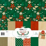 Kaisercraft - Holly Bright Collection - Christmas - 12 x 12 Paper Pack